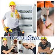 Электромонтажные работы в Витебске и Витебской области.