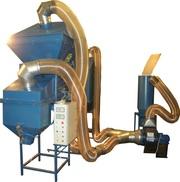 Оборудование для фасовки пеллет / топливных гранул,  брикетов