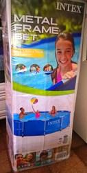 Продам новый каркасный бассейн в упаковке  INTEX 366Х76