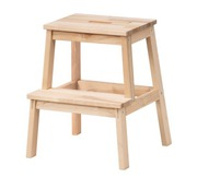 Табурет-лестница БЕКВЭМ BEKVAM IKEA